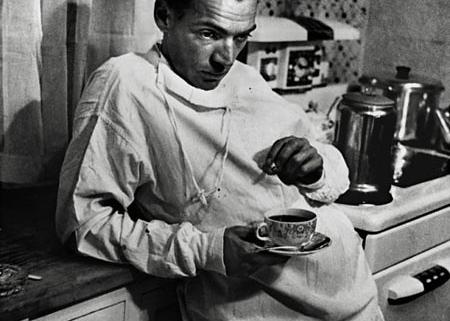 """Eugene Smith: """"Сельский доктор"""", 1948"""